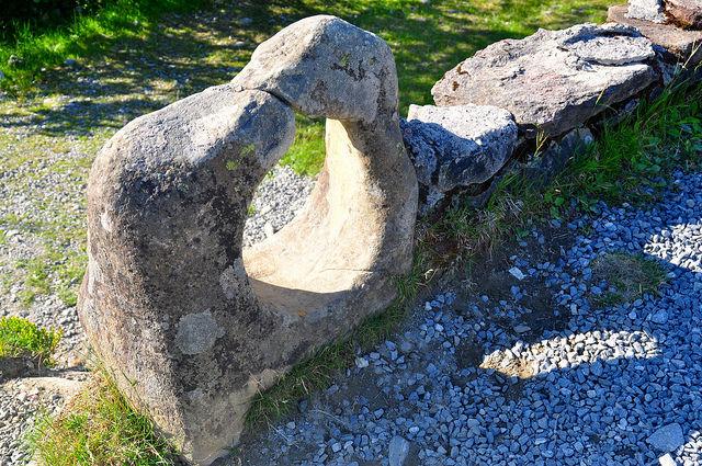 傳說這塊石頭是用來驗孕的,你知道怎麼驗嗎?