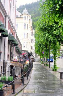 卑爾根市區街道