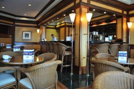 每天都要來報到的 Bistro 咖啡廳