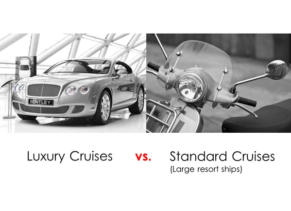 luxury vs standard
