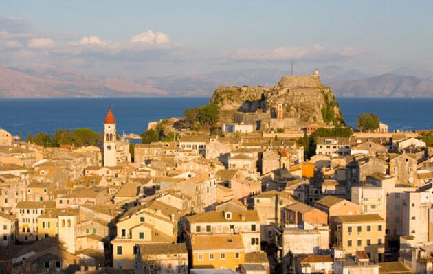 Corfu Town 2