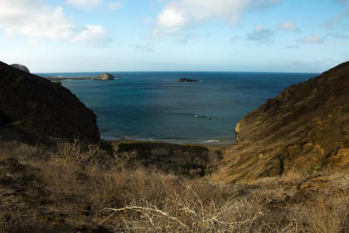 Punta Pitt, San Cristobal Island