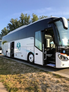Blaguss Luxury Coach