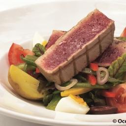 【頂級郵輪】美食再升級,大洋郵輪全面導入 The Bistro Lunch Menu