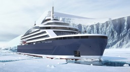 【頂級郵輪】Ponant 的頂級破冰船:Le Commandant Charcot