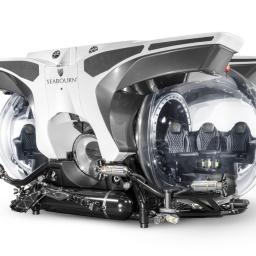 【頂級郵輪】探險航行新標配:迷你潛水艇