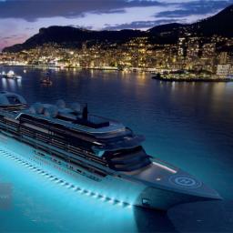 【頂級郵輪】只是搭船不過癮?新的郵輪豪邸 Njord 將於 2024 問世