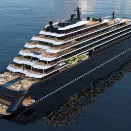 【頂級郵輪】高價品牌未來三年最受矚目新船