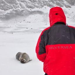 南極的一堂擔待課
