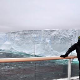 南極奇遇:世上最大冰山 A68a