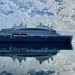 Le Commandant Charcot 完工交付,頂級破冰船重新定義探險航行疆域